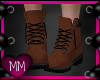Brown Camp Boots