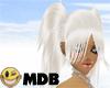 ~MDB~ IVORY WHISPER HAIR