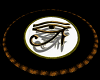 {sj}eye of Horus round
