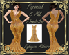 google gold dress