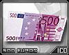 ICO 500 Euro Note