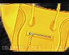 c / luana bag gold