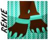-REN- Gia Anklets
