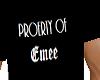 <S> Property of Emee
