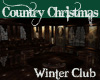 Country Christmas Winter
