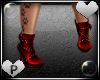 ! Diamond Boot Red