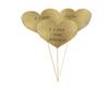 Gold Balloons ILU