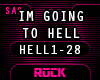 !HELL-THE PRETTY RECKLES
