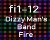 Dizzy Mans Band  Fire