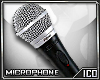 ICO Microphone F