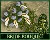 Bride Bouquet Silver