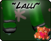 ~L~ Green Balot Boots M