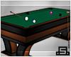 ✘ Pool Table