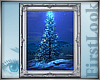 FLD Blue Christmas Tree