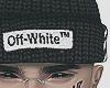 Beanie Off White