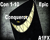 Epic - The Conqueror