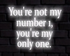 You' re not my.. | Neon
