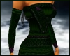 Elven Green Gown
