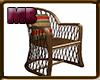 [7V3] Cane chair