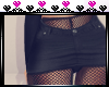 [N] RL Sexy fishnet mini
