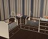 Venchii Twin's Cribs