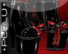 [P]Harley Quinn Boots