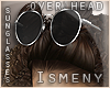 [Is] Over Sunglass Silve