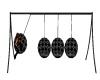 Swinging Pendulum Chairs