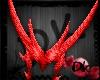 *DK Red Dragon Horns