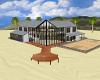peaceful beach house