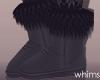 Jingle Fur Boots