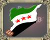 independent syrian flag