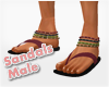 *Sandals #4 Male
