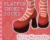 LOLITA Shoes Socks 3