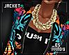 90's BLVCK Jacket