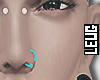 Nose Neon Blue $$$
