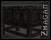 [Z] DKC Desk brown wood