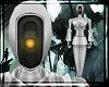 GLaDOS Robot Droid