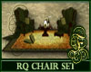 RQ Chair Set Green