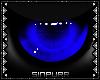 S; Bright Blue Eyes
