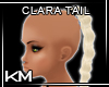 +KM+ Clara Tail Platinum