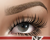 N7 | kloudust taupe brow