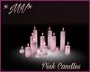 *MV* Pink Candles