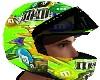 Nascar Race Helmet