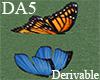(A) Fairy Butterflies