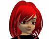 Red Trish Hair