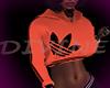 !D! Custom Adidas Peach