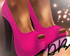 Wild Girlz Pink Heels