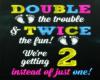 Having Twins !