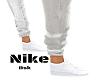 AIR NIKE , WHITE BS